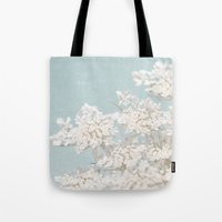 Pale Aqua: Dreaming Of S… Tote Bag