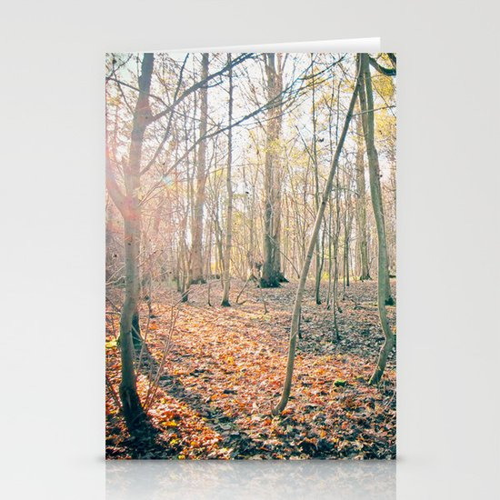 The Forest Stationery Card