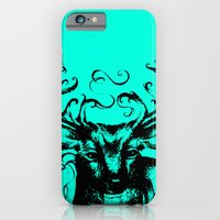 iPhone & iPod Case featuring Deer Color by Mary Mohr