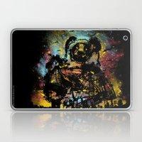 Giant Panda Bot Attack Laptop & iPad Skin