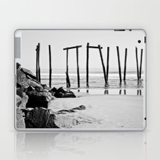 At The Beach Laptop & iPad Skin