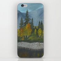 Mount Sopris iPhone & iPod Skin