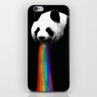 Pandalicious iPhone & iPod Skin