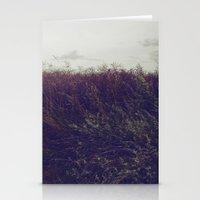 Autumn Field V Stationery Cards