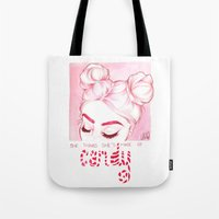 Candy  Tote Bag