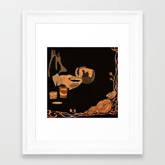 Abilene Framed Art Print