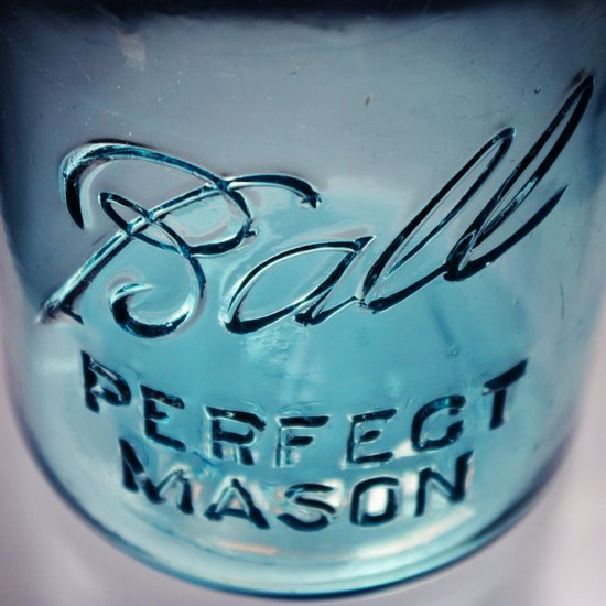 Mason Jar Art Print
