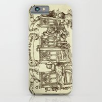 iPhone & iPod Case featuring A Game of Thrones by Carlos Rocafort