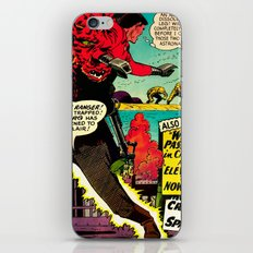 Unexpected - Part I iPhone & iPod Skin