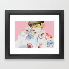 In The Mood For Love Framed Art Print