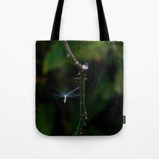 Nature Angel Tote Bag
