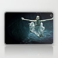 abyss of the disheartened : girl I Laptop & iPad Skin