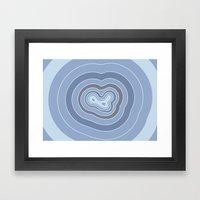 Quarry Framed Art Print