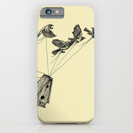Migration I iPhone & iPod Case