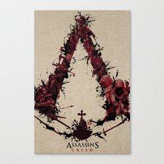 Assassin's Creed Saga Canvas Print