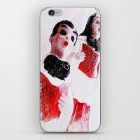 Nana's Carolers iPhone & iPod Skin