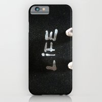 iPhone & iPod Case featuring Life faced me today! by Sinuhe Bravo's Photography
