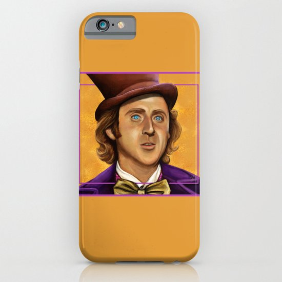 The Wilder Wonka iPhone & iPod Case