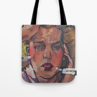 ... but i love you ... Tote Bag