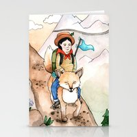 Believe Impossible Thing… Stationery Cards