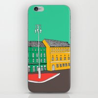 City Life // European Architecture iPhone & iPod Skin