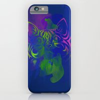 iPhone & iPod Case featuring Cat fun by Msimioni