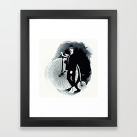 Bingicle Framed Art Print