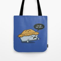 Not that Easy Tote Bag