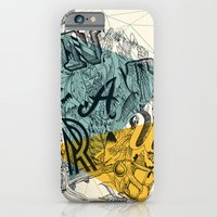 iPhone & iPod Case featuring Nature by Krikoui