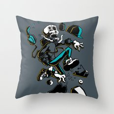 The Impossible Throw Pillow