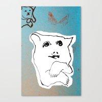 Bear1 Canvas Print