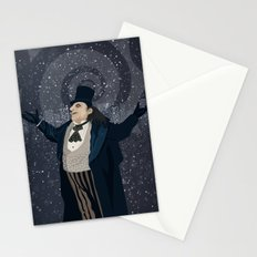 Oswald Cobblepot - The King Penguin Returns! Stationery Cards