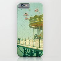 Carousel by the Sea iPhone 6 Slim Case