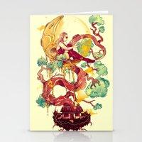 Dreams Astray Stationery Cards