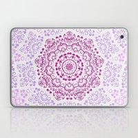 A Glittering Colorful Ma… Laptop & iPad Skin