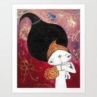 Thuli Art Print