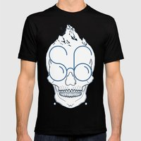 S6 Mens Fitted Tee Black SMALL