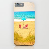 iPhone & iPod Case featuring The beach Life by Creativemind06