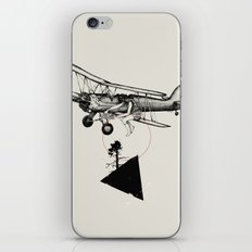 The Catcher iPhone & iPod Skin