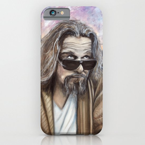 The Dude iPhone & iPod Case
