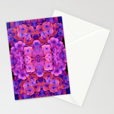 Future Floral Stationery Cards