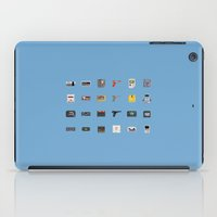 8-BIT Retro Console & Game iPad Case