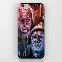 Blade Runner 30th anniversary iPhone & iPod Skin