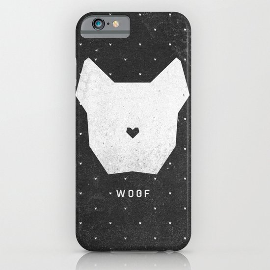 WOOF iPhone & iPod Case