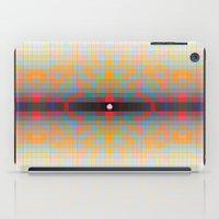 Momo pixel iPad Case
