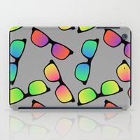 Sunglasses Pattern iPad Case