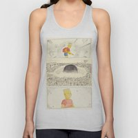 The Destruction Of Neo-s… Unisex Tank Top