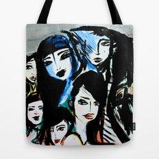 The humorous death  Tote Bag