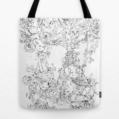 Pasolini`s Garden Tote Bag