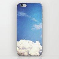 Cloud 9 iPhone & iPod Skin